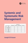 Systemic and Systematic Risk Management - Book