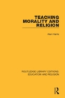 Teaching Morality and Religion - Book