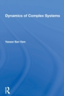 Dynamics Of Complex Systems - Book