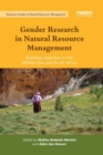 Gender Research in Natural Resource Management : Building Capacities in the Middle East and North Africa - Book