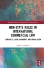Non-State Rules in International Commercial Law : Contracts, Legal Authority and Application - Book