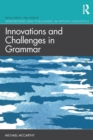 Innovations and Challenges in Grammar - Book