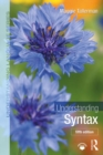 Understanding Syntax - Book