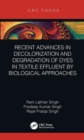 Recent Advances in Decolorization and Degradation of Dyes in Textile Effluent by Biological Approaches - Book