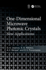 One-Dimensional Microwave Photonic Crystals : New Applications - Book