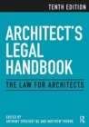 Architect's Legal Handbook : The Law for Architects - Book