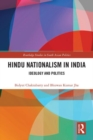 Hindu Nationalism in India : Ideology and Politics - Book