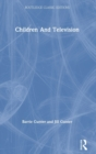 Children and Television - Book