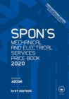 Spon's Mechanical and Electrical Services Price Book 2020 - Book