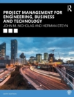 Project Management for Engineering, Business and Technology - Book