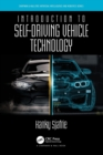 Introduction to Self-Driving Vehicle Technology - Book