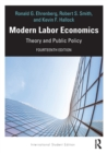 Modern Labor Economics : Theory and Public Policy - International Student Edition - Book