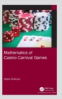 Mathematics of Casino Carnival Games - Book