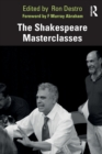 The Shakespeare Masterclasses - Book