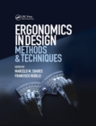 Ergonomics in Design : Methods and Techniques - Book