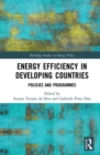Energy Efficiency in Developing Countries : Policies and Programmes - Book