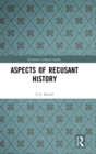 Aspects of Recusant History - Book
