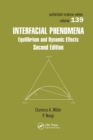 Interfacial Phenomena : Equilibrium and Dynamic Effects, Second Edition - Book