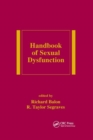 Handbook of Sexual Dysfunction - Book