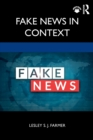 Fake News in Context - Book