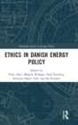 Ethics in Danish Energy Policy - Book