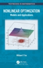 Nonlinear Optimization : Models and Applications - Book