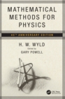 Mathematical Methods for Physics : 45th anniversary edition - Book