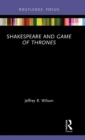 Shakespeare and Game of Thrones - Book