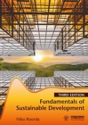 Fundamentals of Sustainable Development - Book