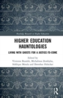 Higher Education Hauntologies : Living with Ghosts for a Justice-to-come - Book