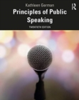 Principles of Public Speaking - Book