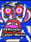 A Monster Called Marvin. - Book
