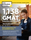1,138 GMAT Practice Questions, 3rd Edition - Book