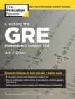 Cracking the GRE Mathematics Subject Test, 4th Edition - Book
