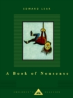 Book of Nonsense - eBook
