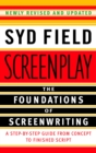 Screenplay : Foundations Of Screenwriting - Book