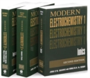 Modern Electrochemistry 1, 2A, and 2B. - Book