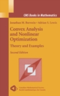 Convex Analysis and Nonlinear Optimization : Theory and Examples - eBook
