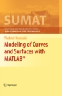 Modeling of Curves and Surfaces with MATLAB(R) - eBook
