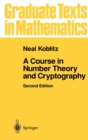 A Course in Number Theory and Cryptography - Book