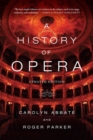 A History of Opera - Book