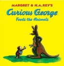 Margret & H.A. Rey's Curious George Feeds the Animals - Book
