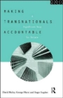 Making Transnationals Accountable : A Significant Step for Britain - Book