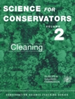 The Science For Conservators Series : Volume 2: Cleaning - Book