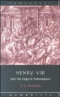 Henry VIII and the English Reformation - Book