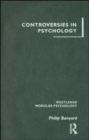 Controversies in Psychology - Book