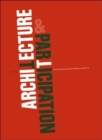 Architecture and Participation - Book