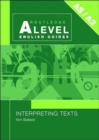 Interpreting Texts - Book