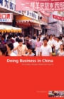 Doing Business in China - Book