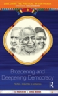 Broadening and Deepening Democracy : Political Innovation in Karnataka - Book